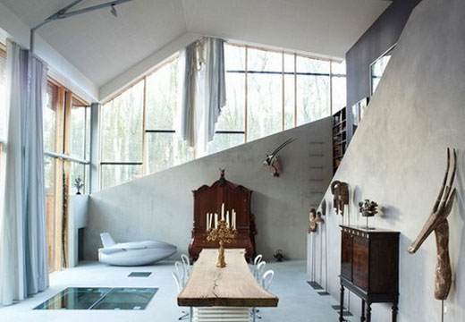 Как создать голландский стиль интерьера своими руками