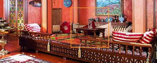 Как создать марокканский стиль интерьера своими руками