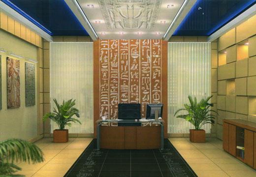 Как создать египетский стиль интерьера своими руками