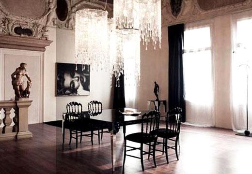 Как создать готический стиль интерьера своими руками