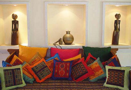 Как создать индийский стиль интерьера своими руками